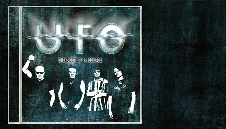 <i>The Best Of A Decade</i><span>UFO</span>