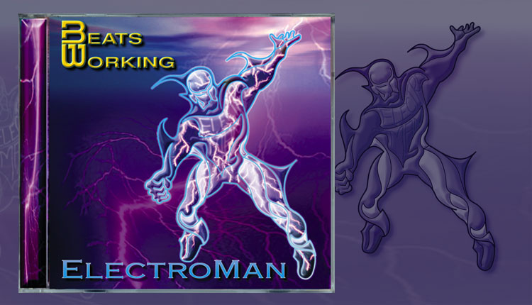 <i>ElectroMan</i><span>Beats Working</span>