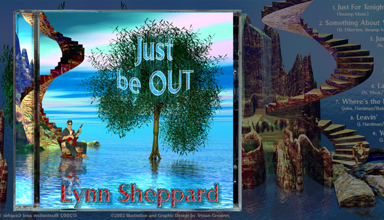 <i>Just Be Out</i><span>Lynn Sheppard</span>