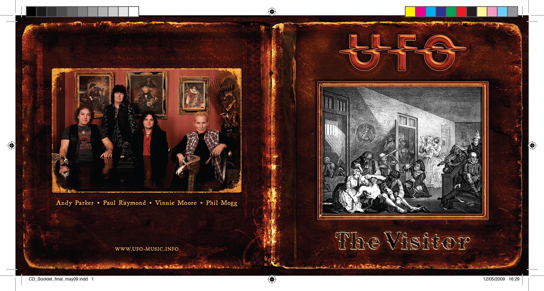 Tristan Greatrex Album Designer Portfolio Ufo